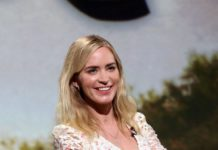 Emily Blunt – D23 Expo in Anaheim
