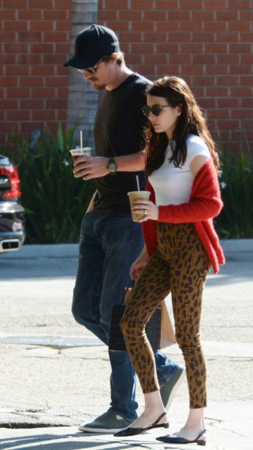 Emma Roberts – Out in Los Angeles