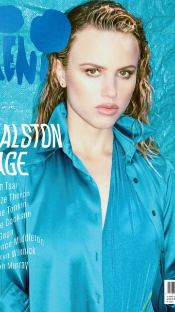 Halston Sage – Veni Magazine July 2019 more photos