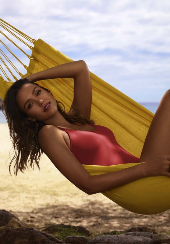 Jessica Alba – Natural Style August 2019 Issue