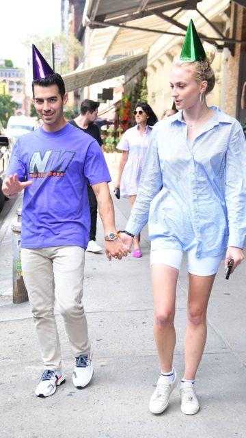 Joe Jonas and Sophie Turner – Out in Manhattan