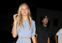 Josie Canseco Night Out – TAO Restaurant in West Hollywood