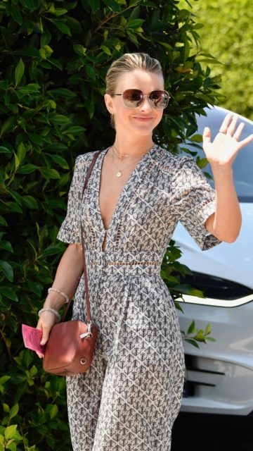 "Julianne Hough – InStyle's ""Day of Indulgence"" Party in Brentwood"