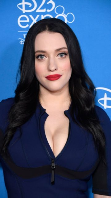 Kat Dennings – D23 Disney+ Event in Anaheim