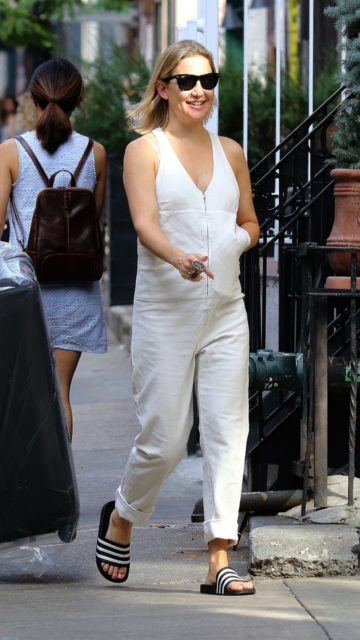 Kate Hudson – Out in Soho in NYC