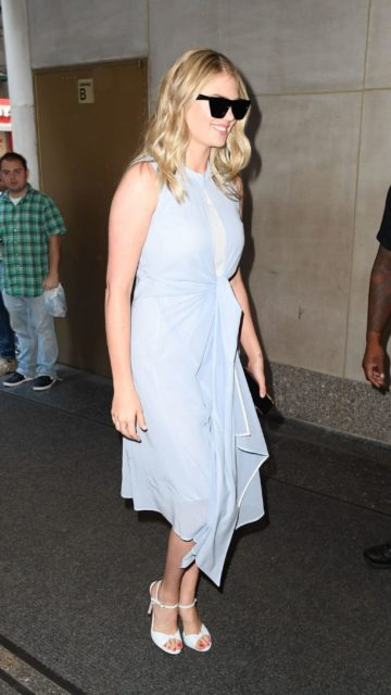 Kate Upton – Outside the Today Show in New York City
