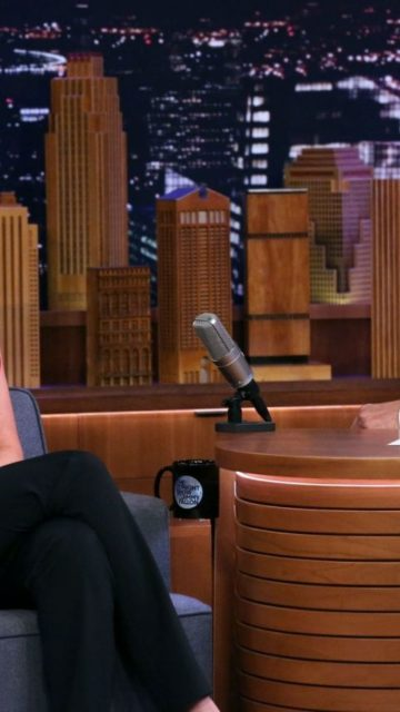 Kate Upton – The Tonight Show with Jimmy Fallon