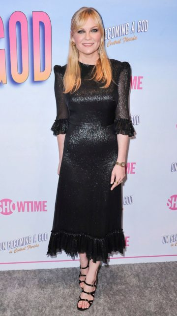 """Kirsten Dunst – """"On Becoming a God in Central Florida"""" TV Show Premiere in LA"""
