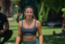 "Lea Michele – ""Same Time, Next Christmas"" Set in Hawaii"