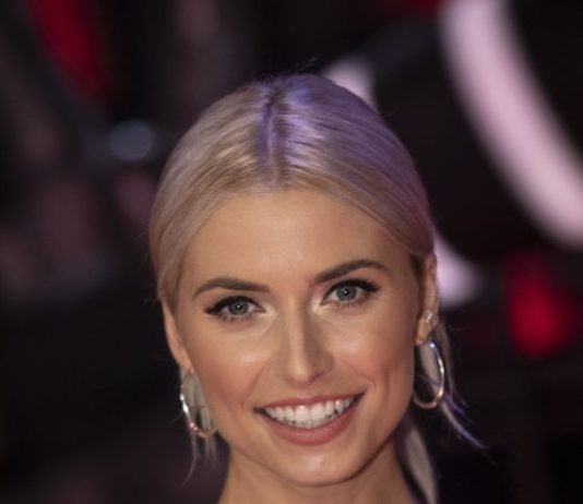 Lena Gercke – The Voice of Germany Promo Shooting in Berlin, August 2019