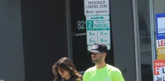 Madison Beer – Leaving Lunch in West Hollywood
