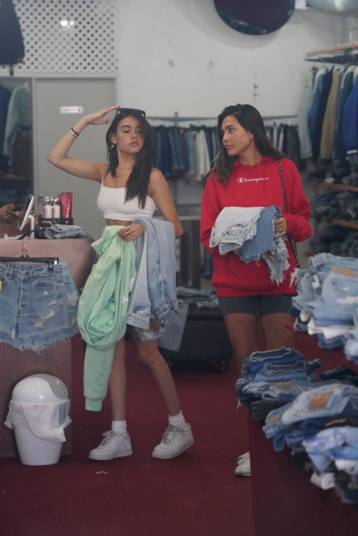 Madison Beer – Shopping in West Hollywood