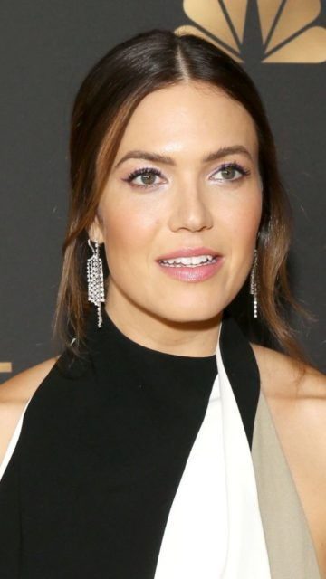 Mandy Moore – NBC and Universal EMMY Nominee Celebration at Tesse Restaurant in West Hollywood