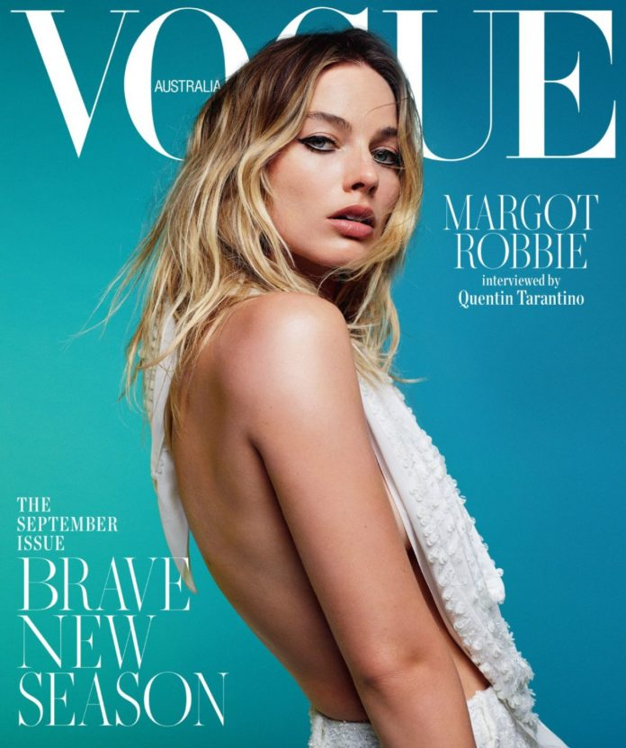 Margot Robbie – Vogue Australia September 2019