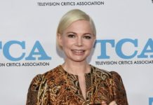 Michelle Williams – TCA Awards in Los Angeles
