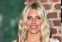 Mollie King – Born Free Global Initiative Launch in London