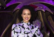 "Nathalie Emmanuel – ""The Dark Crystal: Age of Resistance"" Premiere in London"
