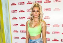 Olivia Attwood – Sun's Love Island Finale Party in London