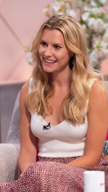 Olivia Bromley – Lorraine TV Show in London