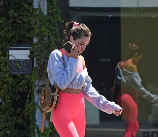 Olivia Culpo – Out in West Hollywood