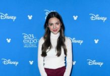 Olivia Rodrigo – D23 Disney+ Event in Anaheim
