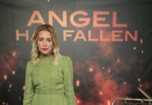 """Piper Perabo – """"Angel Has Fallen"""" Photocall in Los Angeles"""