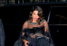 Priyanka Chopra and Nick Jonas – Night Out New York
