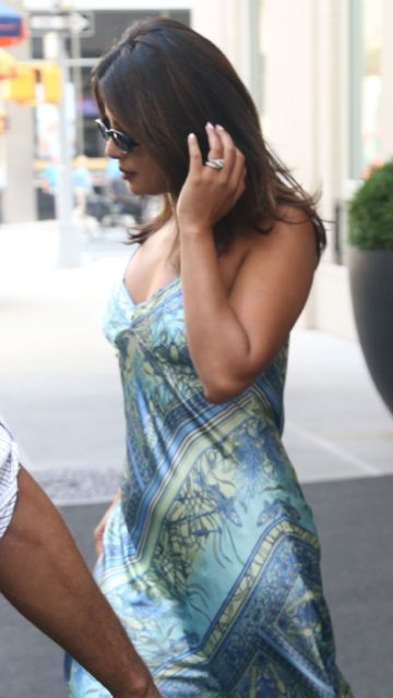 Priyanka Chopra – Out in NYC