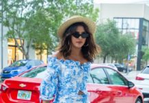 Priyanka Chopra – Shopping in Miami