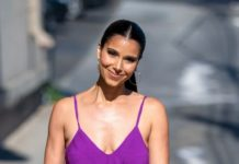Roselyn Sanchez – Arrives at Jimmy Kimmel Live! in LA