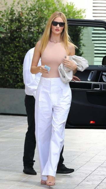 Rosie Huntington-Whiteley Style – Beverly Hills