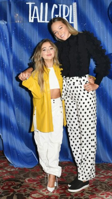 "Sabrina Carpenter – Netflix's ""Tall Girl"" Photocall in Beverly Hills"