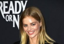 "Samara Weaving – ""Ready or Not"" Screening in Culver City"