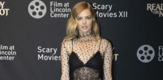 "Samara Weaving – ""Ready Or Not"" Screening in New York"