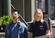 Sophie Turner and Joe Jonas – Out in NYC