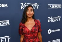 Sydney Park – 2019 Variety's Power Of Young Hollywood