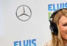 Taylor Swift – Elvis Duran Z100 Morning Show in NYC