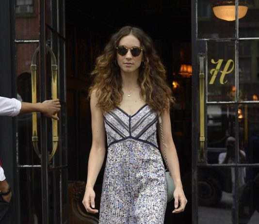 Troian Bellisario – Leaving the Bowery Hotel in NYC