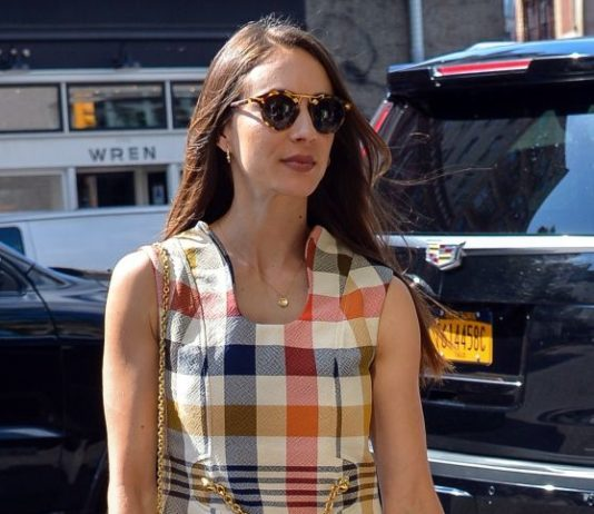 Troian Bellisario – Outside the Bowery Hotel in NYC
