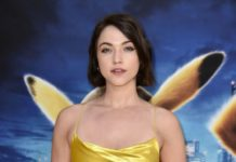 "Violett Beane – ""Pokemon Detective Pikachu"" Premiere in New York"
