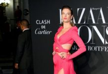 Alessandra Ambrosio – 2019 Harper's Bazaar ICONS Party in NY