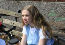 "Amanda Seyfried – ""A Mouthful of Air"" Set in NYC"