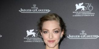 Amanda Seyfried – Jaeger-LaCoultre Gala Dinner at the 76th Venice Film Festival