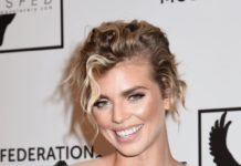 AnnaLynne McCord – Mosaic Federation Gala Against Human Slavery in NYC
