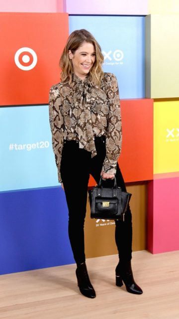 Ashley Benson – Target 20th Anniversary Collection in NY