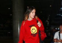 Bella Thorne Makeup Free – LAX Airport in LA