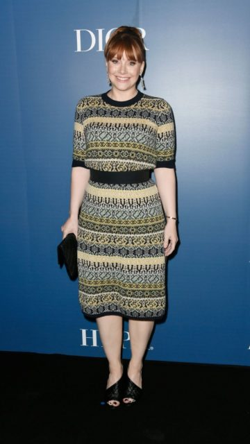 Bryce Dallas Howard – The HFPA and THR Party in Toronto