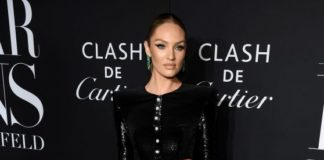 Candice Swanepoel – 2019 Harper's Bazaar ICONS Party in NY