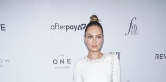 Candice Swanepoel – Daily Front Row Fashion Media Awards Spring 2020 in NYC