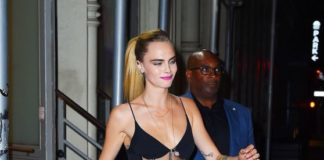Cara Delevingne Style – Out in New York